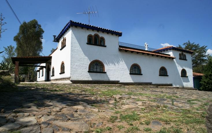 Foto de casa en venta en  , ejido san pedro, almoloya de juárez, méxico, 1163703 No. 01