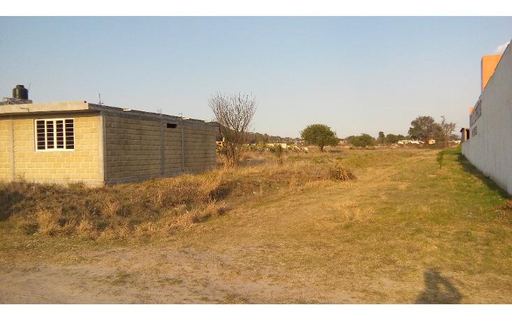 Foto de terreno habitacional en venta en  , ejido totolac, totolac, tlaxcala, 1081147 No. 04