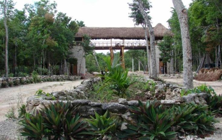 Foto de terreno habitacional en venta en  , ejido, tulum, quintana roo, 1052189 No. 02
