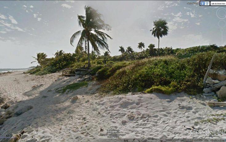 Foto de terreno habitacional en venta en, ejido, tulum, quintana roo, 1958483 no 02