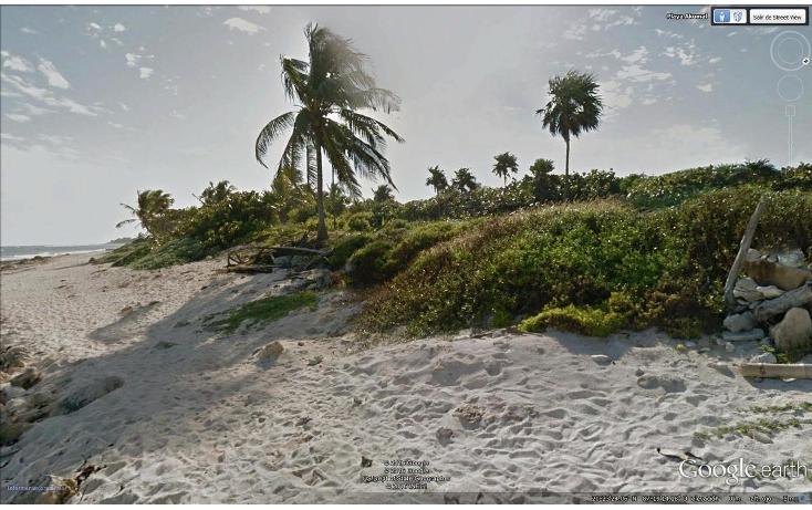 Foto de terreno habitacional en venta en  , ejido, tulum, quintana roo, 1958483 No. 02
