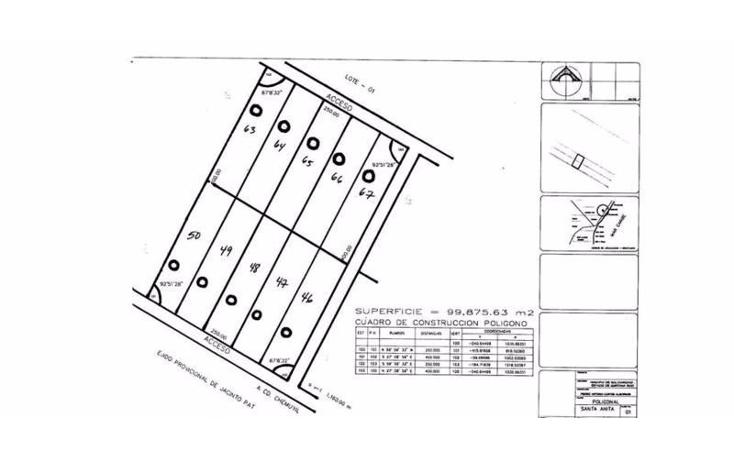 Foto de terreno comercial en venta en  , ejido, tulum, quintana roo, 2630725 No. 03