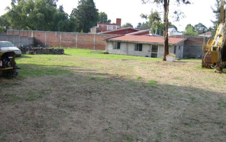 Foto de terreno habitacional en venta en, ejidos de san pedro mártir, tlalpan, df, 1186501 no 04