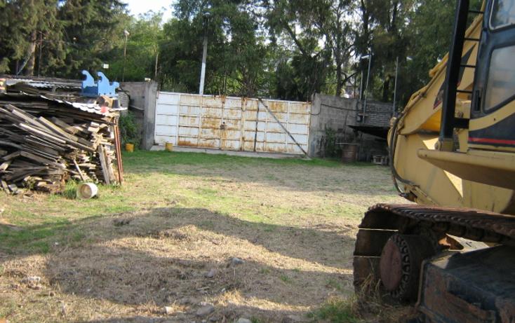 Foto de terreno habitacional en venta en  , ejidos de san pedro mártir, tlalpan, distrito federal, 1186501 No. 01