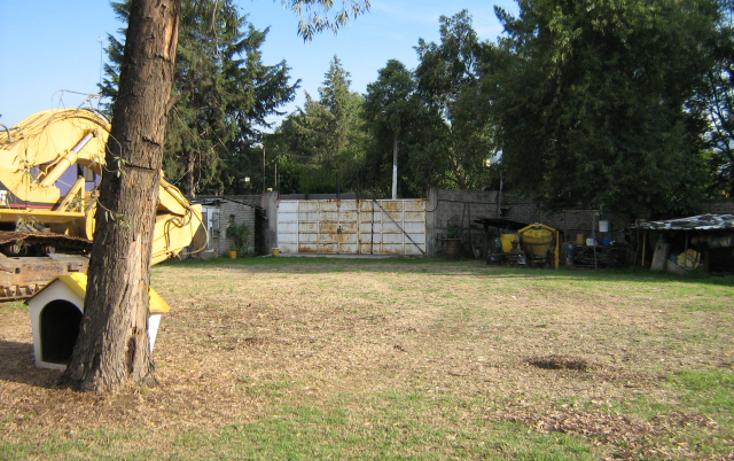 Foto de terreno habitacional en venta en  , ejidos de san pedro mártir, tlalpan, distrito federal, 1186501 No. 03
