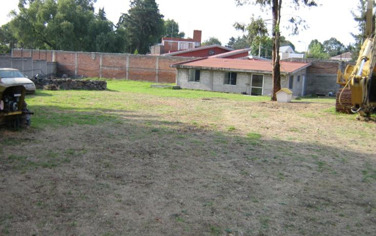 Foto de terreno habitacional en venta en  , ejidos de san pedro mártir, tlalpan, distrito federal, 1186501 No. 04