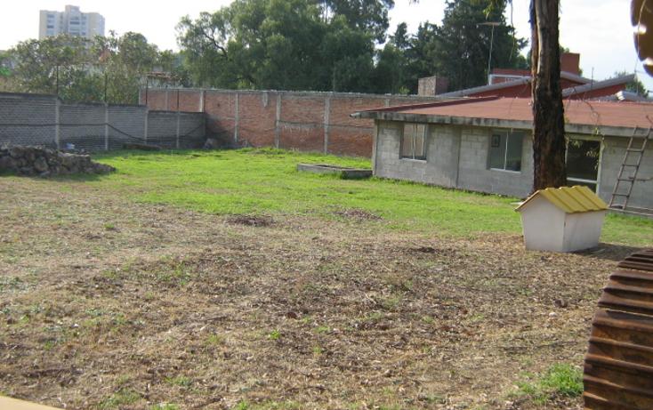 Foto de terreno habitacional en venta en  , ejidos de san pedro mártir, tlalpan, distrito federal, 1186501 No. 05