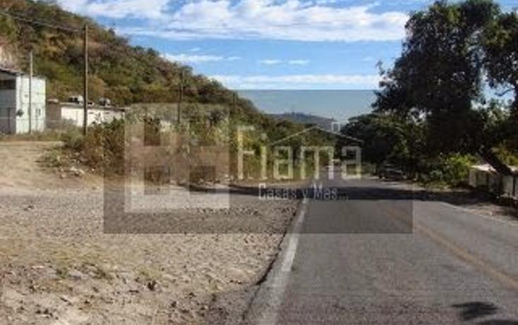 Foto de terreno habitacional en venta en  , el aguacate, tepic, nayarit, 1284833 No. 03