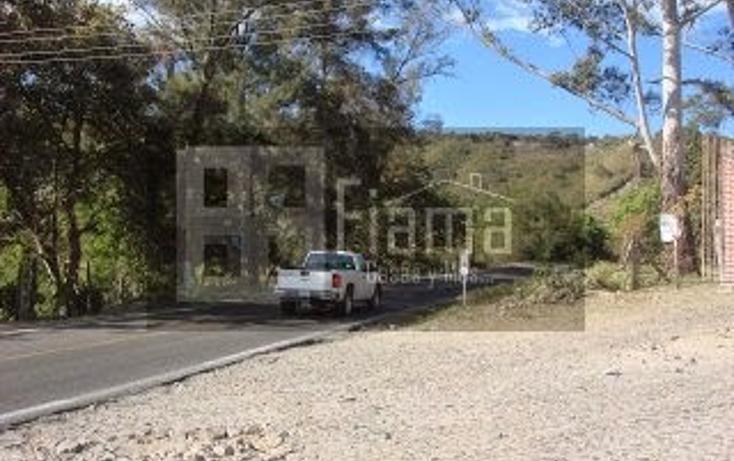 Foto de terreno habitacional en venta en  , el aguacate, tepic, nayarit, 1284833 No. 04