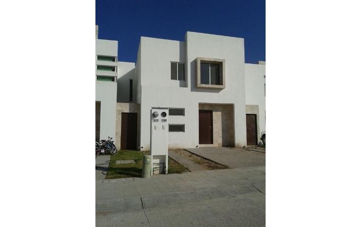 Foto de casa en venta en  , el aguaje, san luis potosí, san luis potosí, 1276227 No. 01