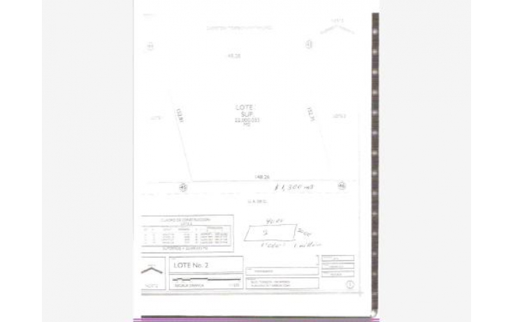 Foto de terreno comercial en venta en, el águila, torreón, coahuila de zaragoza, 619166 no 04