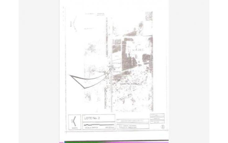 Foto de terreno comercial en venta en, el águila, torreón, coahuila de zaragoza, 619166 no 05