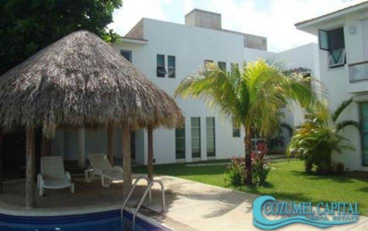Foto de casa en venta en el alamo calle 4 norte esquina con 40 av, 10 de abril, cozumel, quintana roo, 1469075 no 05