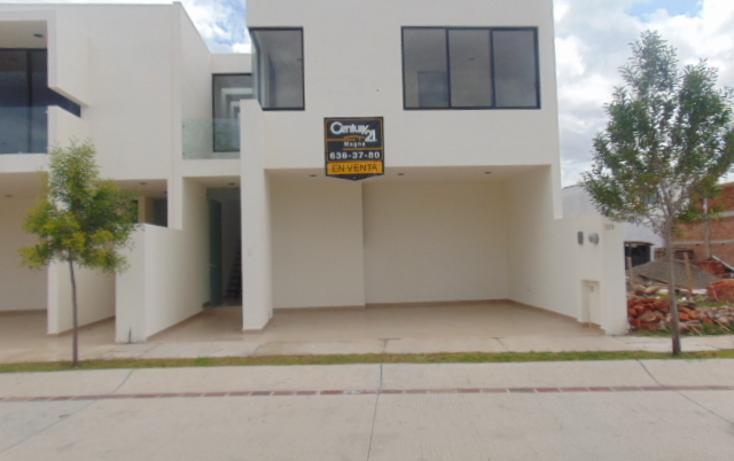 Foto de casa en venta en  , el álamo, león, guanajuato, 2015134 No. 01