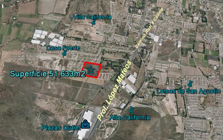 Foto de terreno comercial en venta en  , el alcázar (casa fuerte), tlajomulco de zúñiga, jalisco, 1137467 No. 09