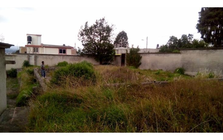 Foto de terreno habitacional en venta en  , el alto, chiautempan, tlaxcala, 1713826 No. 07