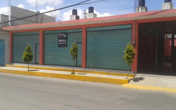 Foto de local en renta en  , el alto, chiautempan, tlaxcala, 1713972 No. 01