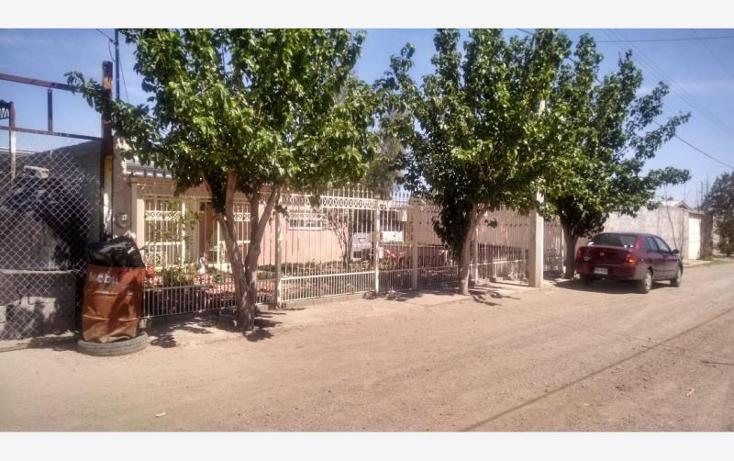 Foto de casa en venta en  , el arbolito, aldama, chihuahua, 792975 No. 01