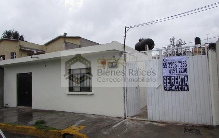 Foto de casa en renta en  , el arbolito jajalpa, ecatepec de morelos, méxico, 2027012 No. 01