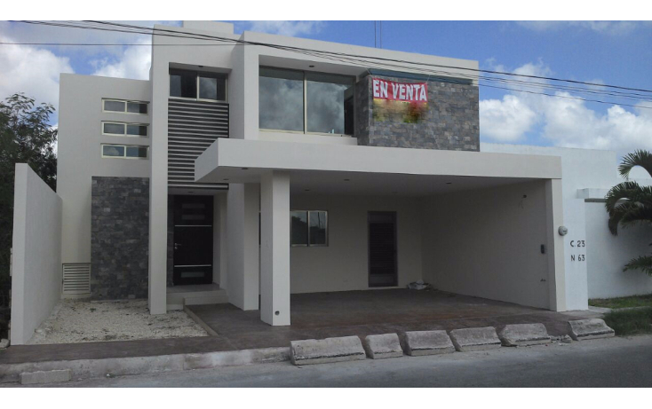 Foto de casa en venta en  , el arco, mérida, yucatán, 2034882 No. 01