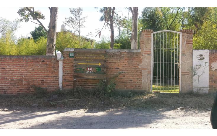 Foto de terreno habitacional en venta en  , el arenal, el arenal, jalisco, 1756646 No. 01