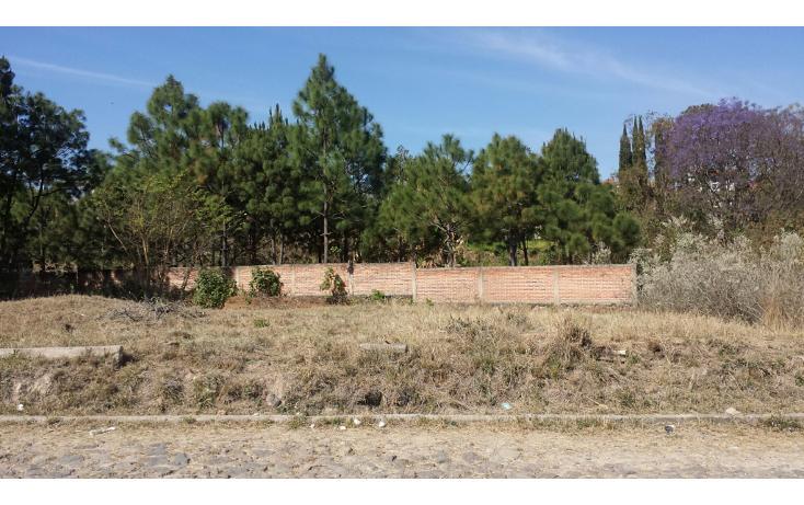 Foto de terreno habitacional en venta en  , el arenal, el arenal, jalisco, 1861020 No. 01