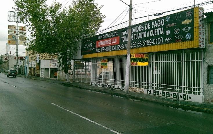 Foto de local en renta en  , el arenal, tlalnepantla de baz, méxico, 1562868 No. 01