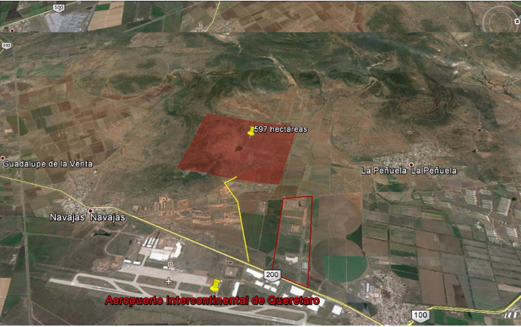 Foto de terreno comercial en venta en  , el arroyito, colón, querétaro, 1665604 No. 02