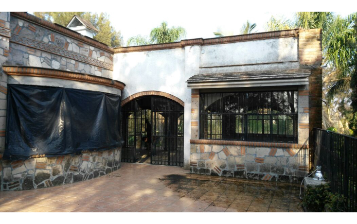 Foto de casa en venta en  , el baj?o, zapopan, jalisco, 1046183 No. 01