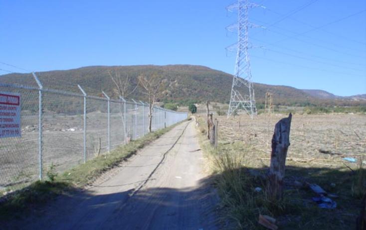 Foto de terreno industrial en venta en  , el baj?o, zapopan, jalisco, 615595 No. 01