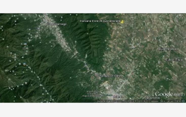 Foto de terreno habitacional en venta en  , el barranquito, cadereyta jiménez, nuevo león, 462993 No. 01
