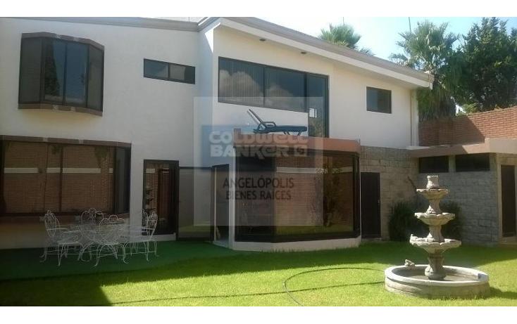Foto de casa en venta en  , el barreal, san andr?s cholula, puebla, 1844012 No. 01