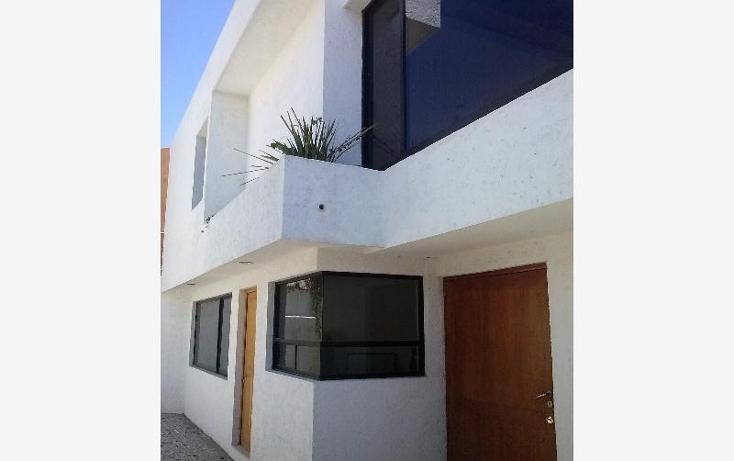 Foto de departamento en venta en  , el barreal, san andrés cholula, puebla, 389632 No. 01