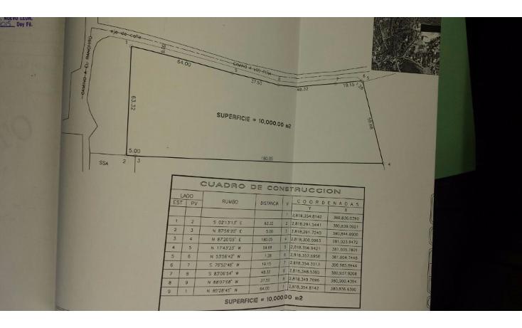 Foto de terreno habitacional en venta en  , el barrial, santiago, nuevo león, 1109559 No. 06
