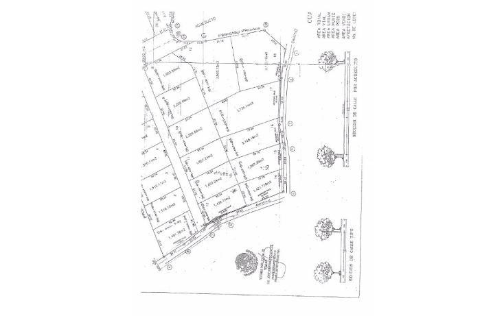 Foto de terreno habitacional en venta en  , el barrial, santiago, nuevo león, 1550432 No. 02