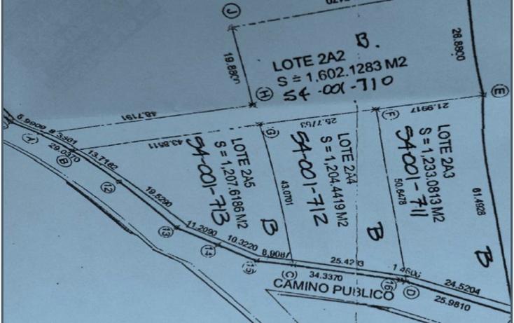 Foto de terreno habitacional en venta en  , el barrial, santiago, nuevo león, 1562178 No. 13