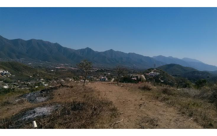 Foto de terreno habitacional en venta en  , el barrial, santiago, nuevo león, 1601026 No. 01