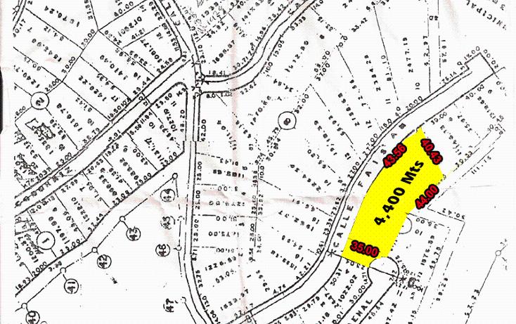 Foto de terreno habitacional en venta en  , el barrial, santiago, nuevo león, 1601026 No. 03