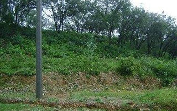 Foto de terreno habitacional en venta en  , el barrial, santiago, nuevo león, 1639012 No. 01