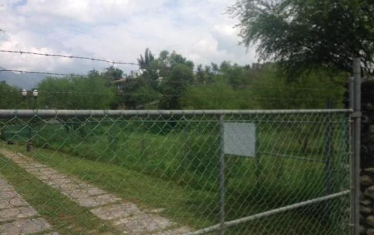 Foto de terreno habitacional en venta en  , el barrial, santiago, nuevo león, 2013628 No. 12
