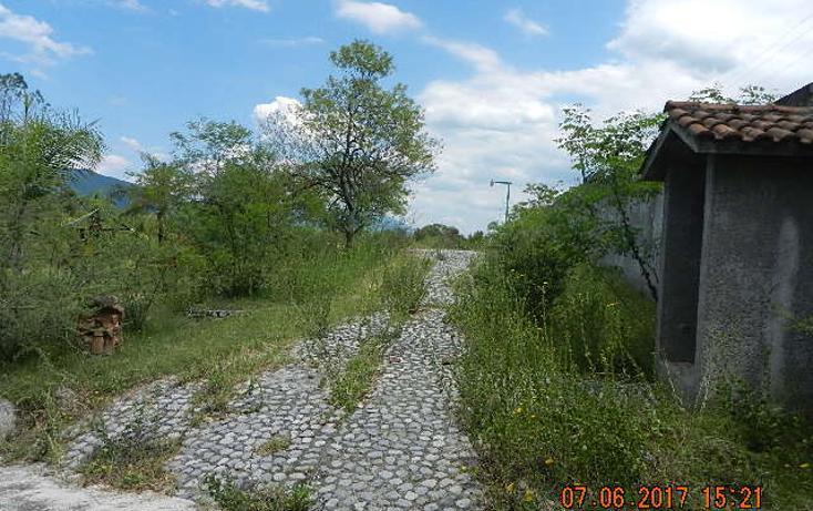 Foto de rancho en venta en  , el barrial, santiago, nuevo león, 3425505 No. 10