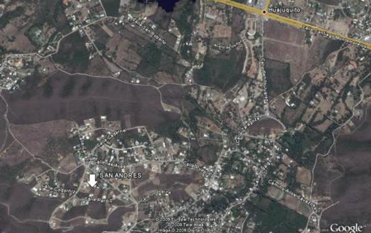 Foto de terreno habitacional en venta en  , el barrial, santiago, nuevo león, 401106 No. 01