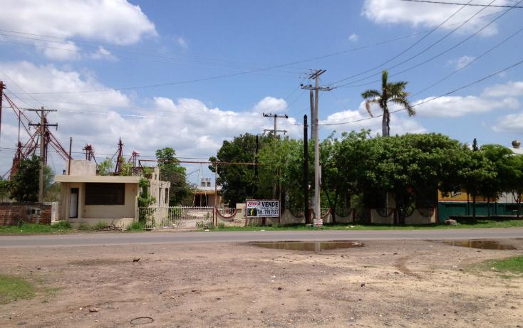 Foto de terreno comercial en venta en  , el barrio, culiacán, sinaloa, 1119703 No. 02