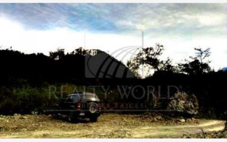 Foto de terreno habitacional en venta en el barro, el barro, monterrey, nuevo león, 375231 no 03
