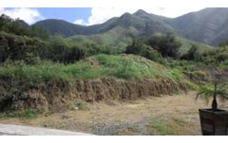 Foto de terreno habitacional en venta en  , el barro, santiago, nuevo león, 1242203 No. 01