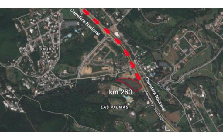 Foto de terreno comercial en venta en  , el barro, santiago, nuevo león, 1269881 No. 01