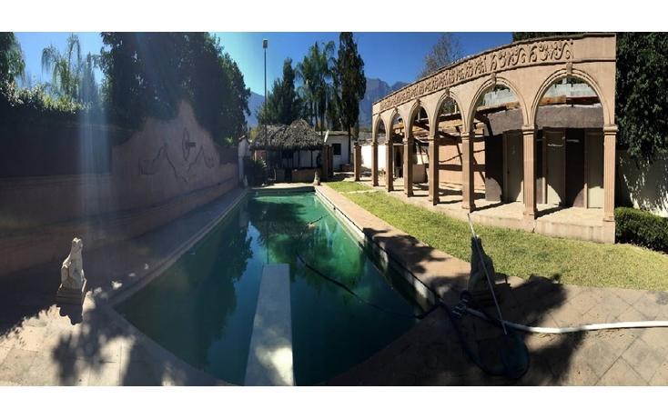 Foto de rancho en venta en  , el barro, santiago, nuevo león, 1584284 No. 01
