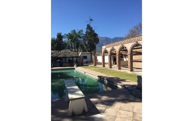 Foto de rancho en venta en  , el barro, santiago, nuevo león, 1584284 No. 08