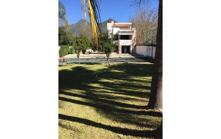 Foto de rancho en venta en  , el barro, santiago, nuevo león, 1584284 No. 09