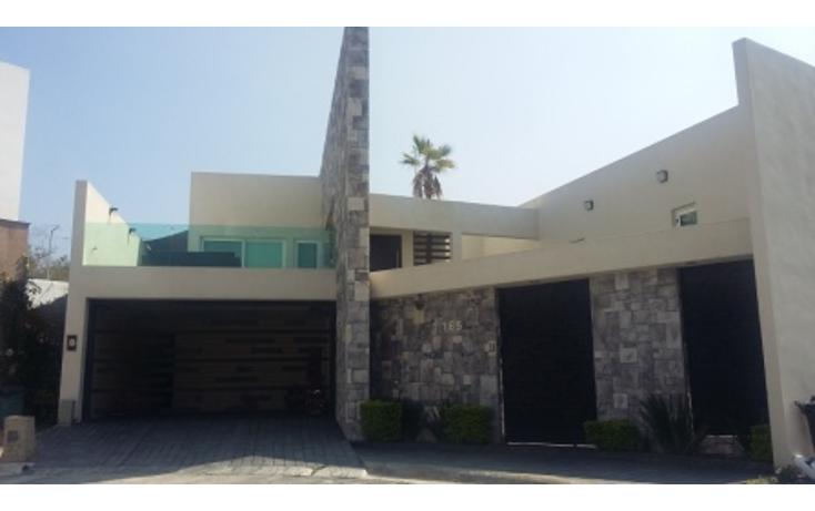 Foto de casa en venta en  , el barro, santiago, nuevo le?n, 1665006 No. 01